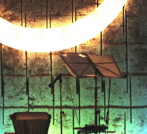 和紙灯りとやさしい唄コンサート